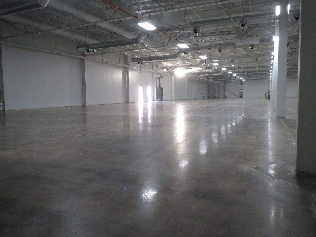 Polished concrete allstar concrete coatings for Texas floors