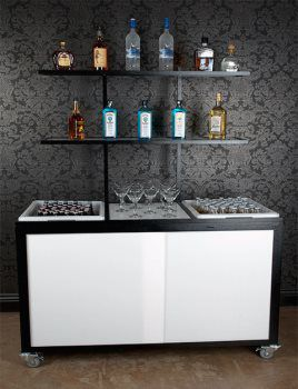 Back Bar Display - Ultimate Bars