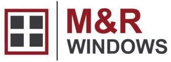 m & r windows logo