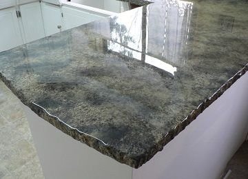Amazing Our Concrete Countertop Resurfacing Kits Are Perfect For Going Right Over  Any Surface Or Existing Countertop!