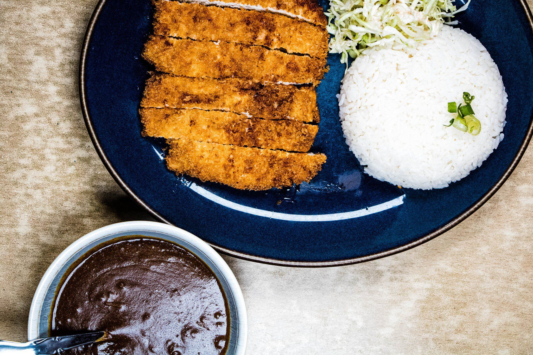 Rice and Cutlet