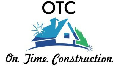 On Time Construction logo