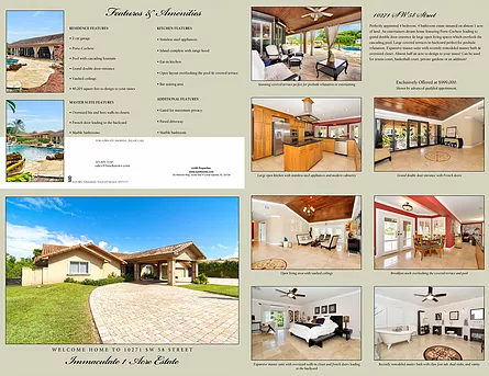 homeprint house features and details