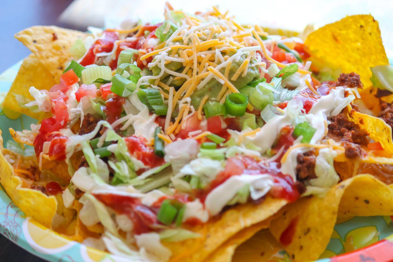 taco gringo salad