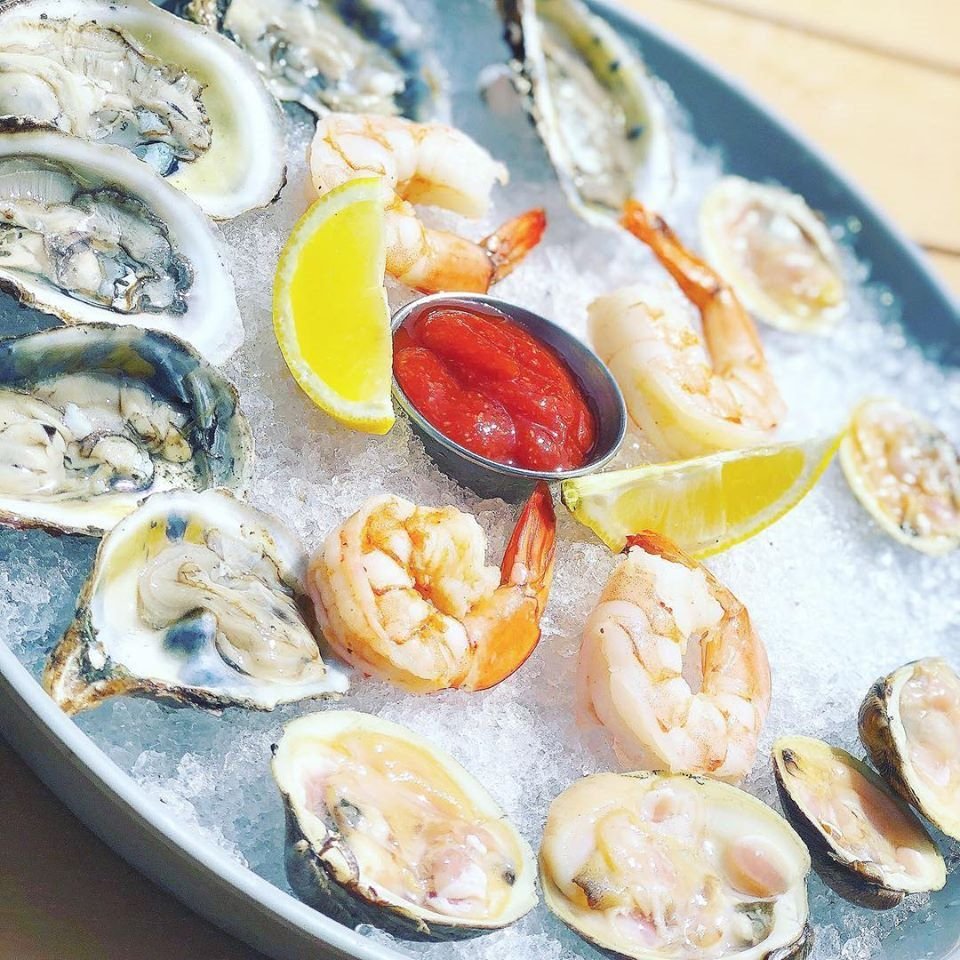 Enjoy Raw Bar Specials Every Wednesday At Grillestone