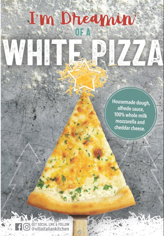 White Slice Promotion