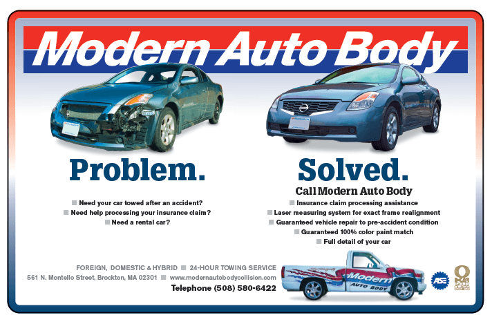 About - Modern Auto Body Collision
