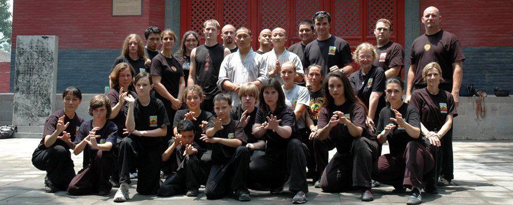 United Studios of Self Defense Class