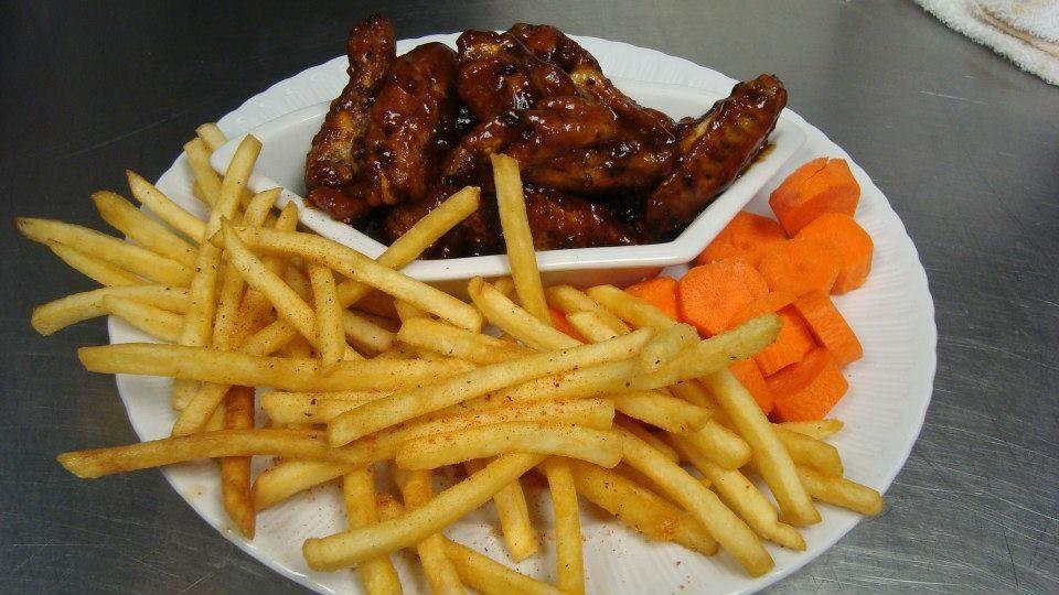 fries menu