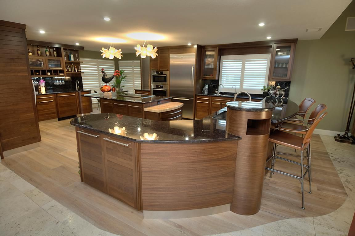 Tampa Bay Millworks Provides Spectacular Architectural Detail And  Functionality With Each Custom Kitchen Design. Kitchen Styles Range From  Traditional To ...