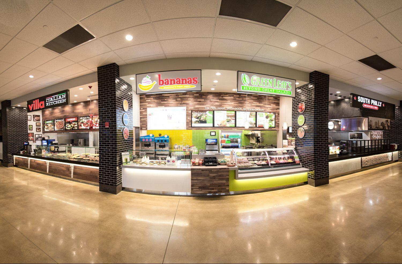 Green Leaf's & Bananas Storefront