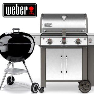 Weber Grills: With Everything From Charcoal To Propane To Natural Gas, And  Sizes From Small Tailgate Grills, To Large Patio Grills With Up To 6  Burners, ...