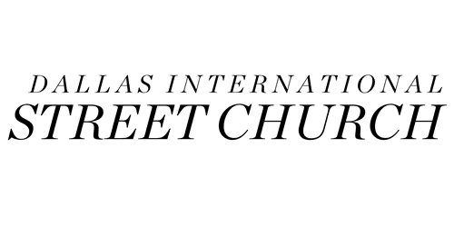 Dallas International Street Church Logo