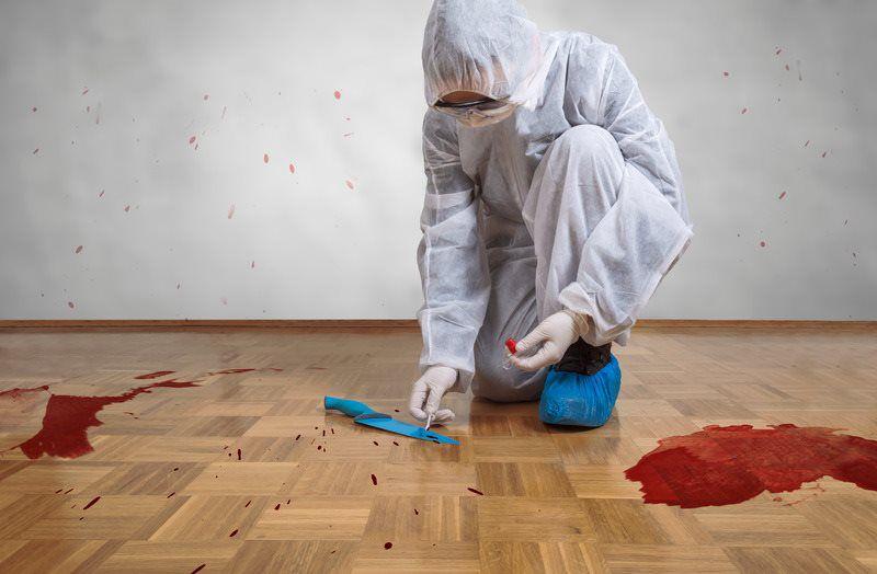 Canva Crime scene investigation