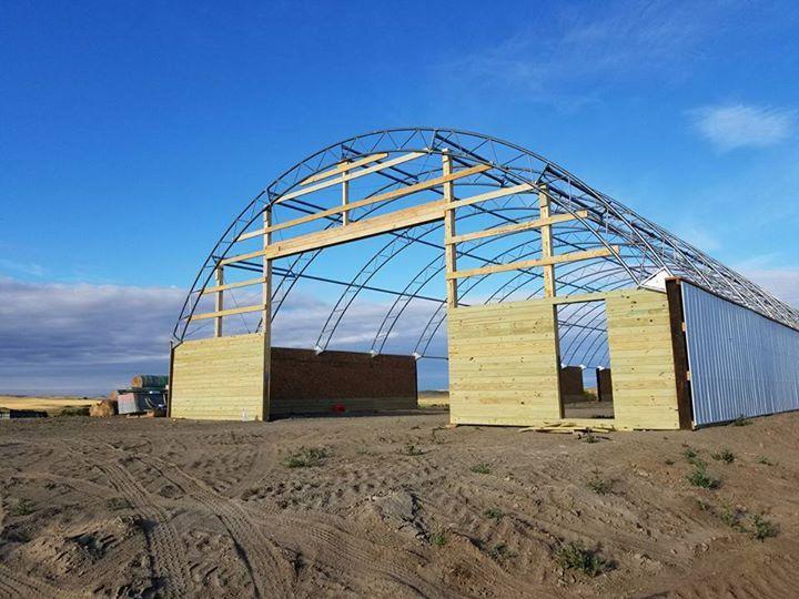 livestock hoop agribusiness beef buildings landing barns barn dairy calf solutions building markets