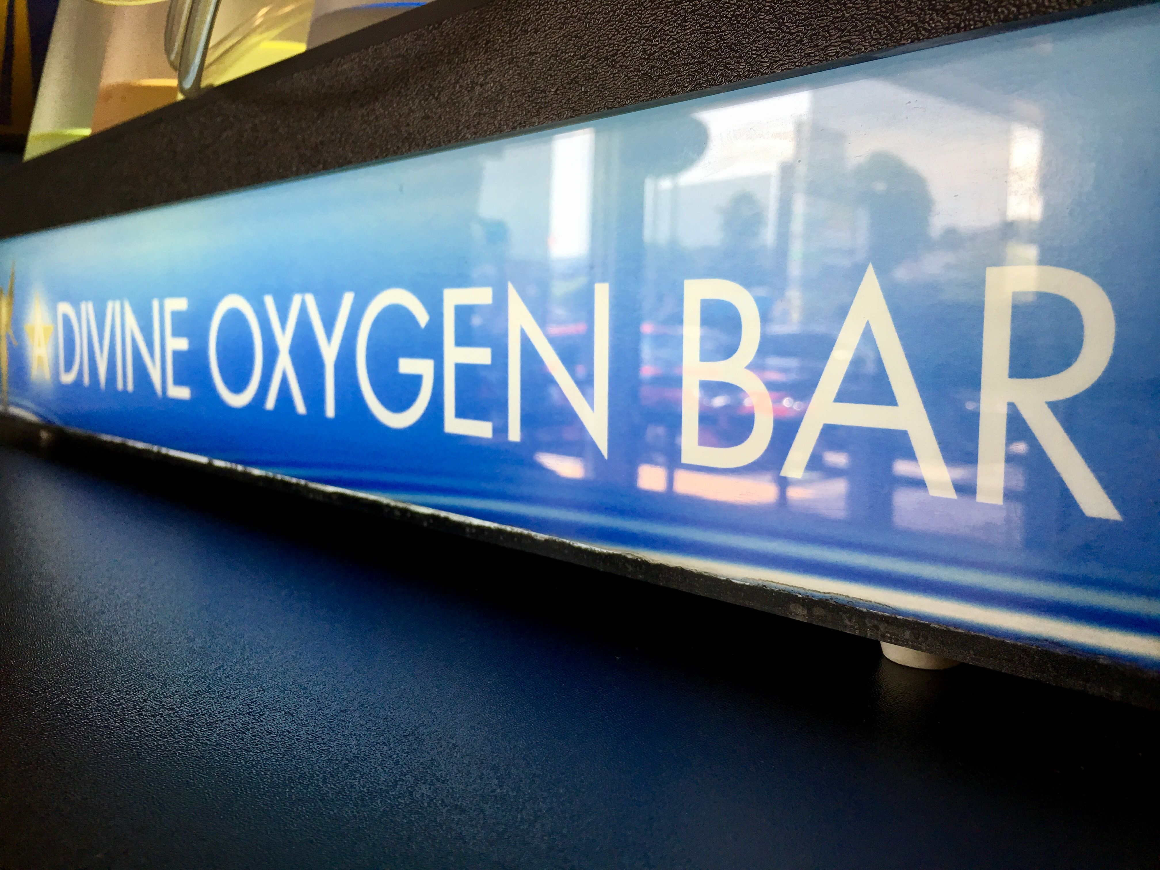 A Divine oxygen bar