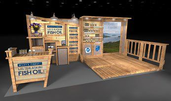 Trade Show Booth Objectives : Exhibit case studies exhibitpro trade show exhibits events