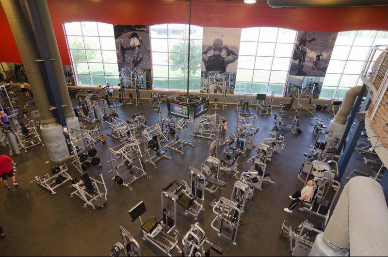 24 Hour Fitness Meridian Sport