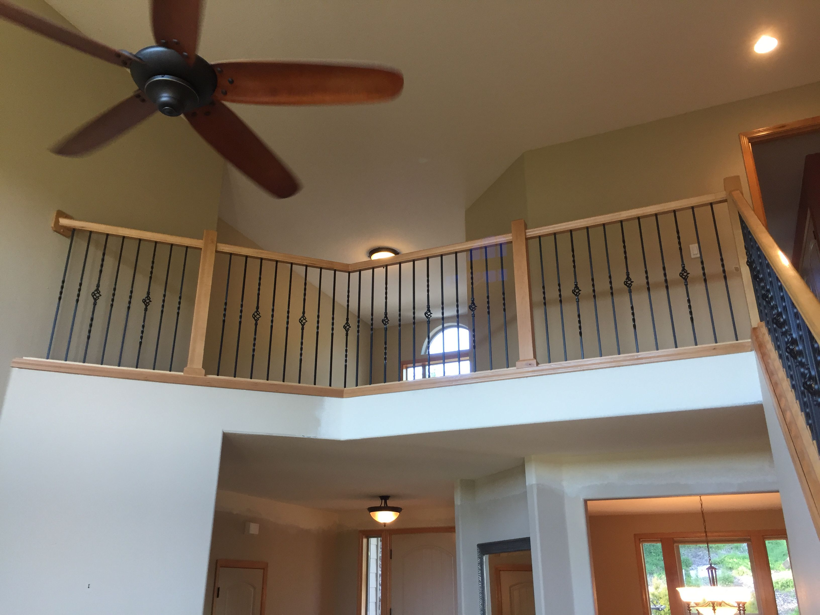 A stair remodel