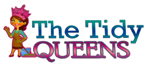 The Tidy Queens logo