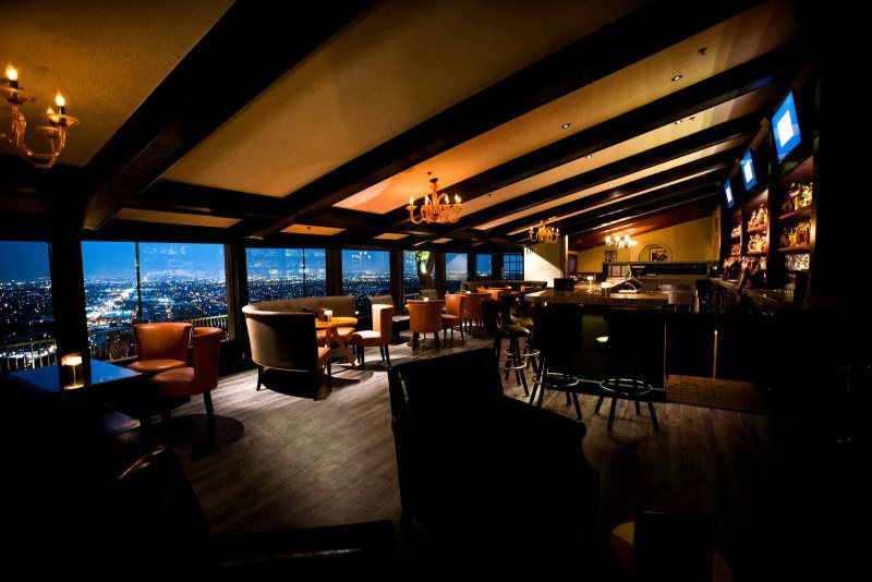 Orange Hill Night Time Banquet Room