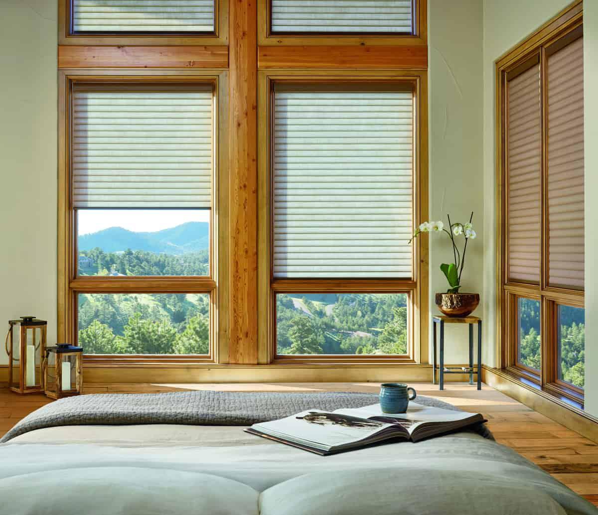 Benefits of Sonnette Cellular Roller Shades for Homes Near Hoboken, New Jersey (NJ) for Energy Efficiency
