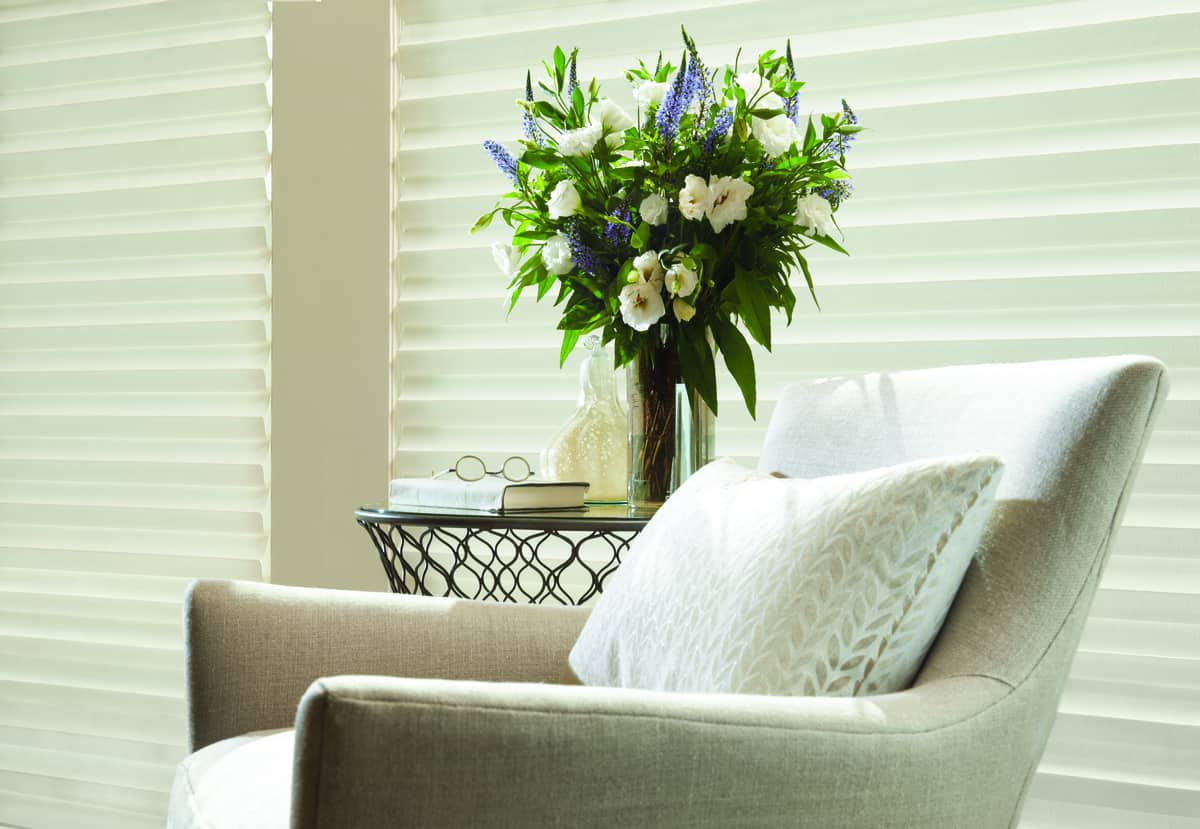The Elegance of Roman Shades for Your Home near Hoboken, New Jersey including Solera Soft Shades