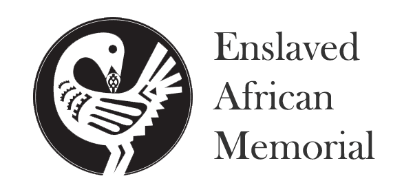 enslaved african memorial committee logo
