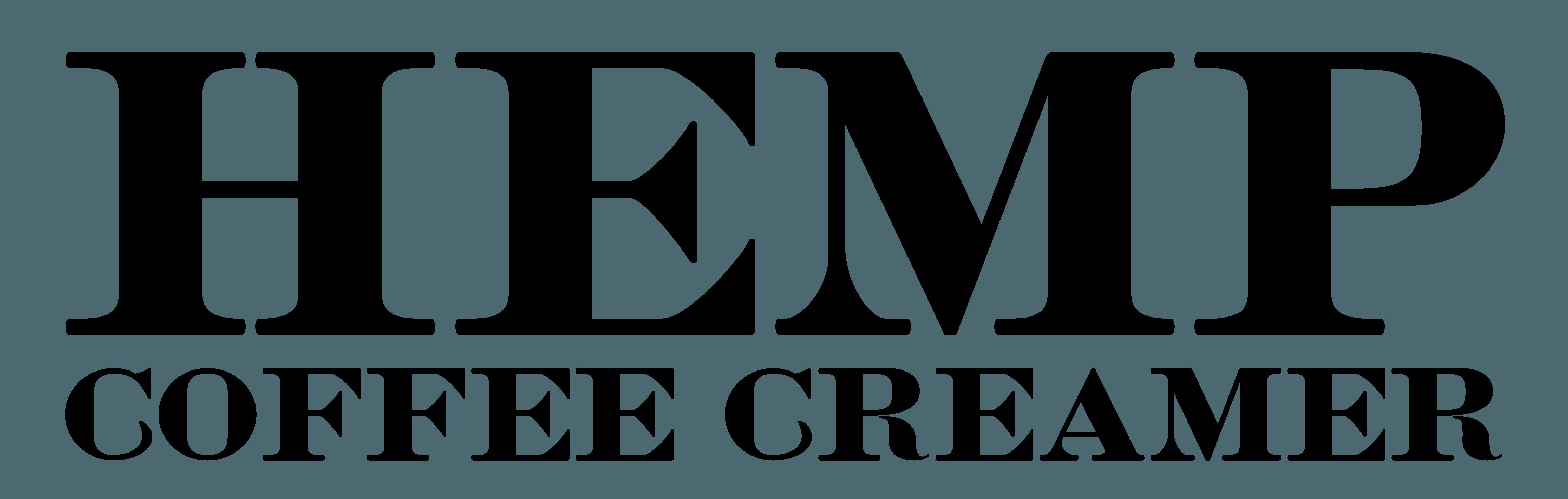 Hemp Coffee Creamer Logo