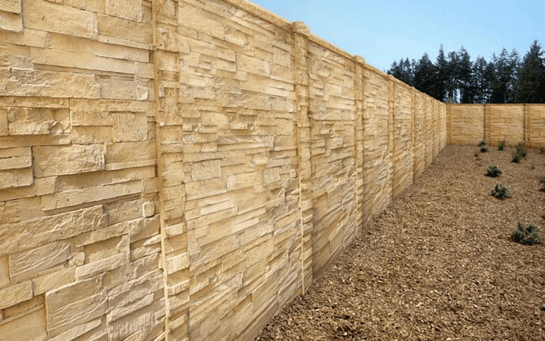 the fences