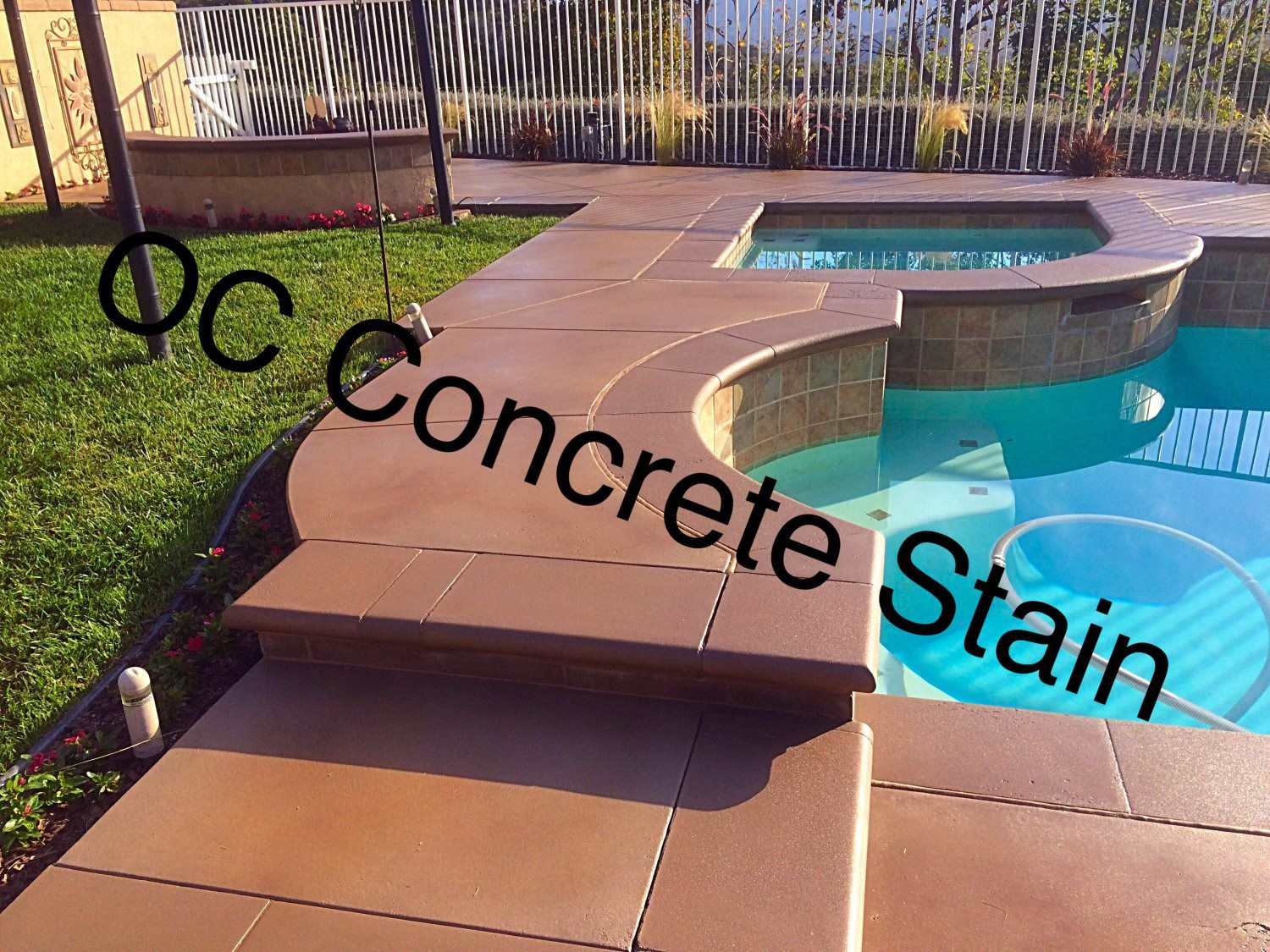 About Acid Stain O C Concrete Stain
