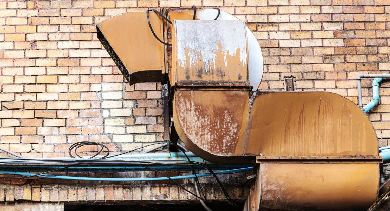 Act Air Duct repair