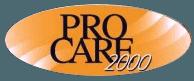 Procare 2000 Home Healthcare Logo