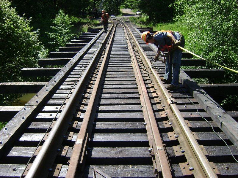 Railroad - Pacific Alaska Lumber Company, LLC