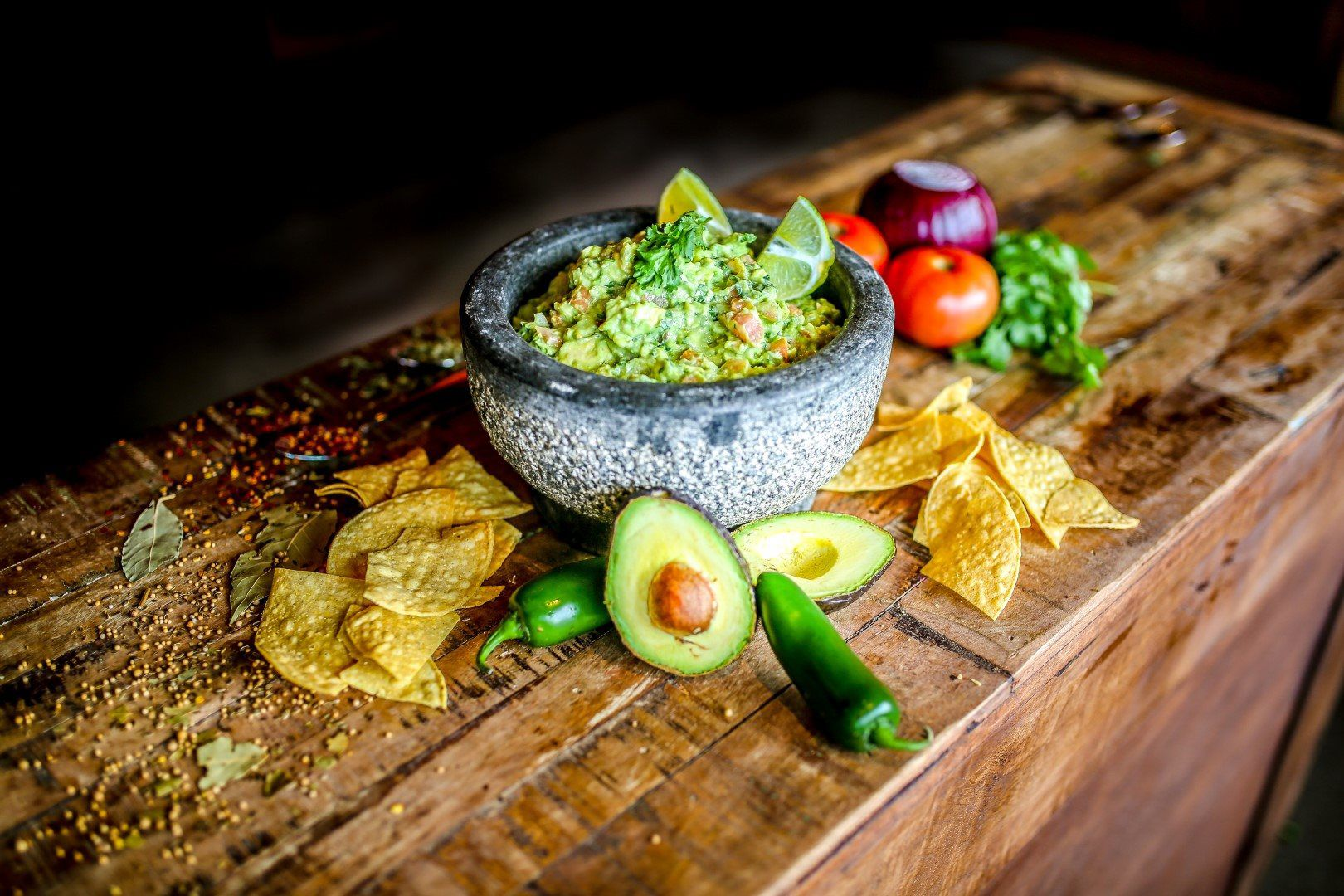 Guacamole Table Side