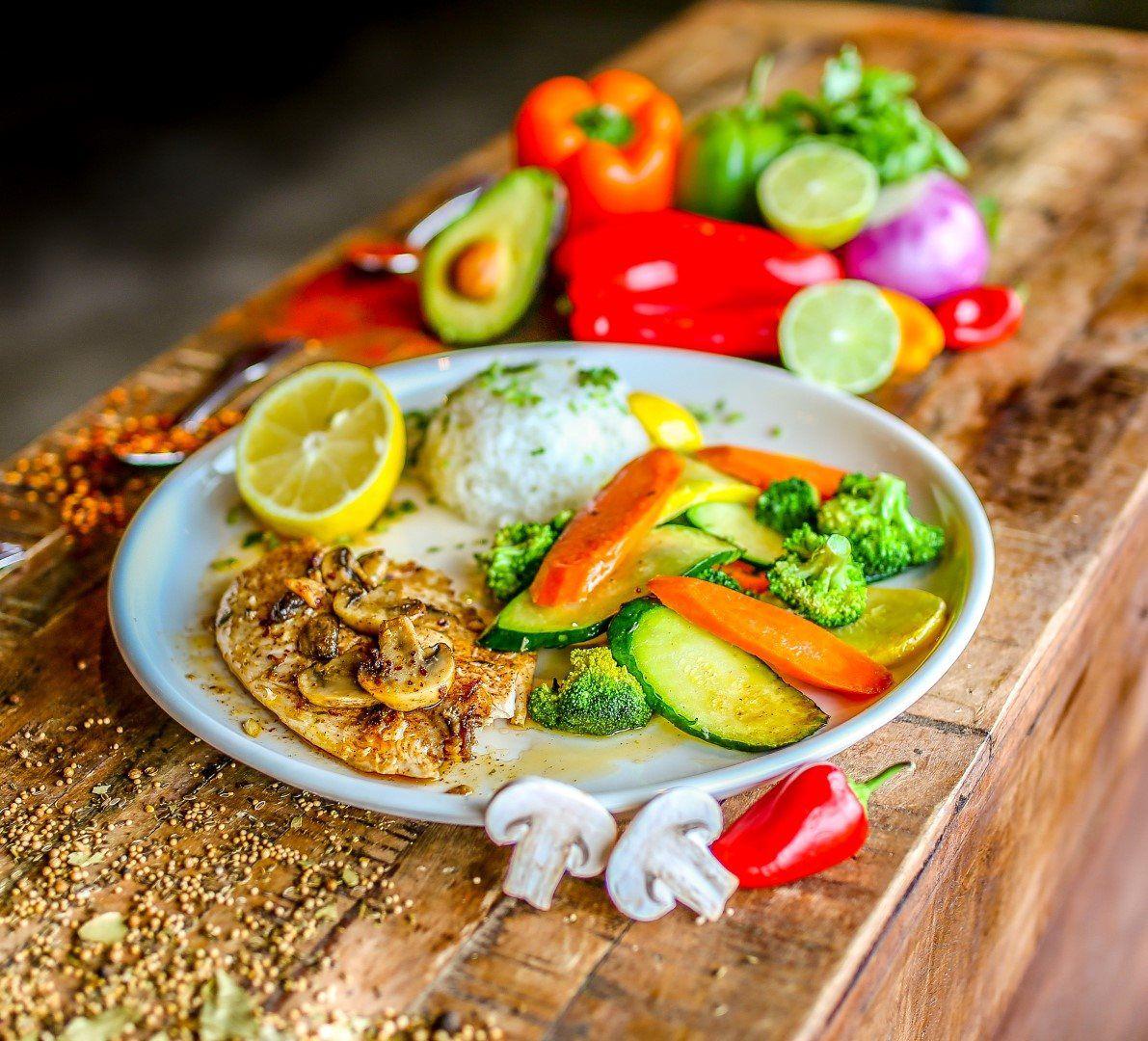 Tilapia Chapala Dinner