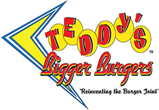 Image result for teddy's bigger burgers logo