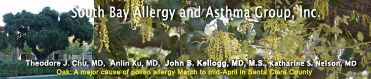 Allergy Producing Plant Species - South Bay Allergy and Asthma Group