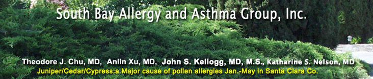 Allergy Producing Plant Species - South Bay Allergy and