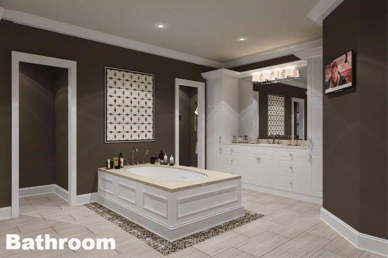 Bathroom Remodel Jupiter Fl home - wolf in the woods