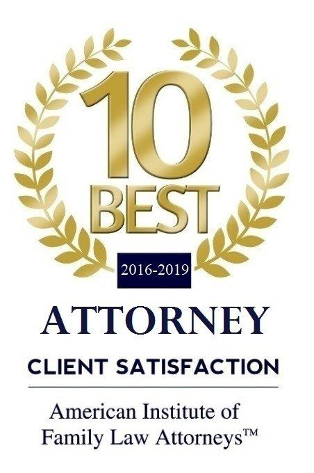 Attorney Client Satisfaction Badge