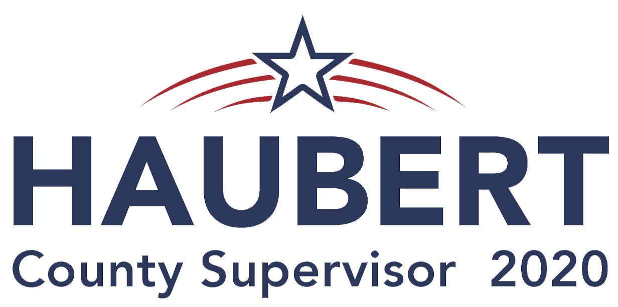 Haubert County Supervisor