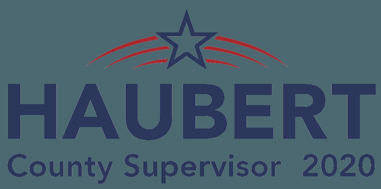 Haubert County Supervisor