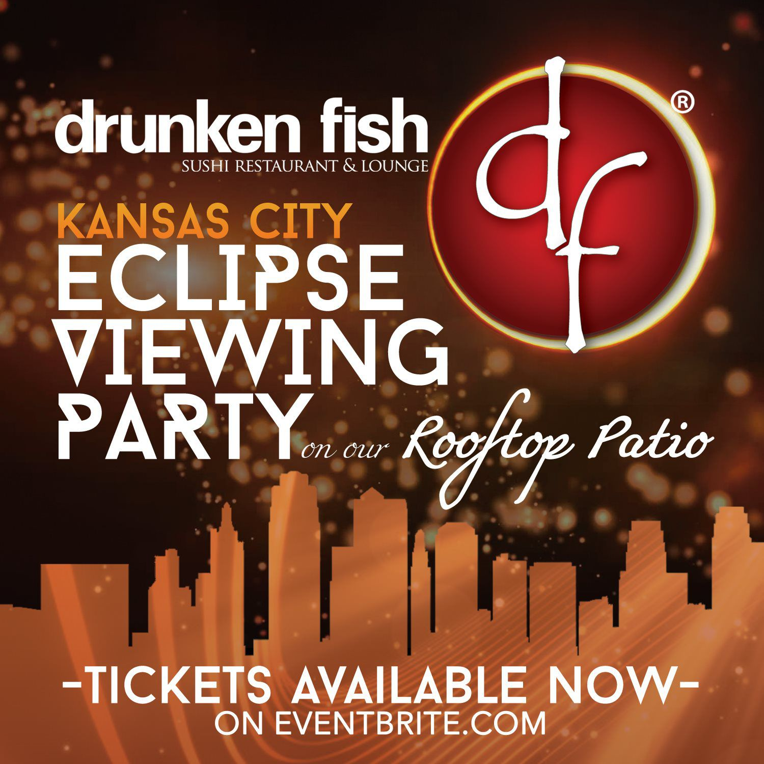 Upcoming Events - Drunken Fish Sushi Restaurant
