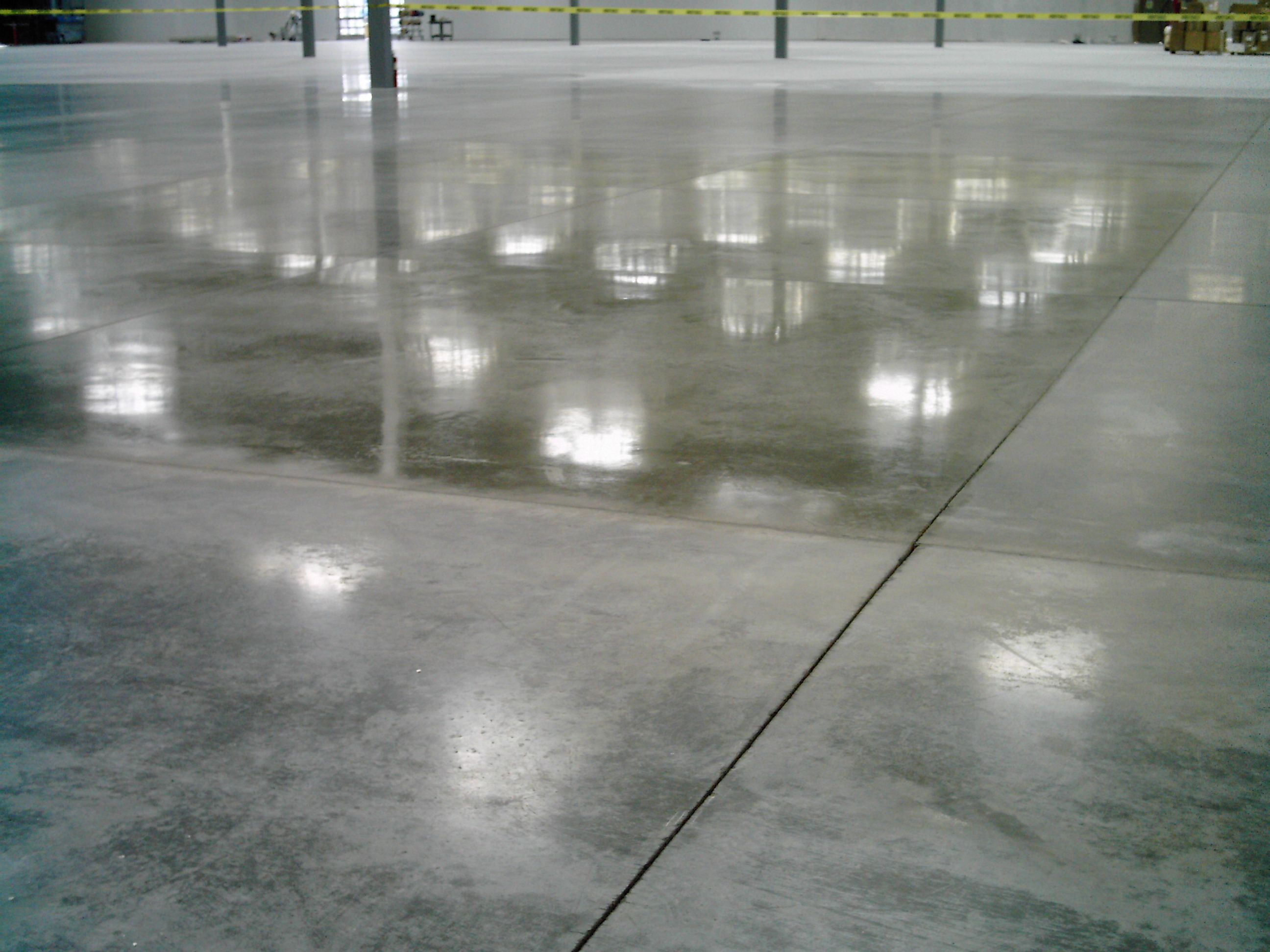 Penetration epoxy Concrete