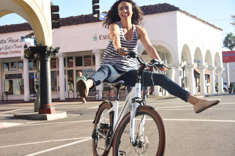 The Magnum Ui6 E-Bike is a joy to ride !