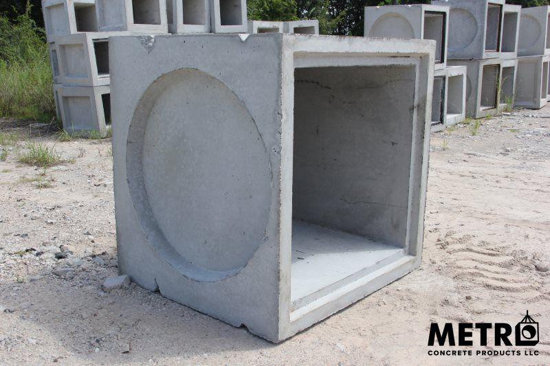 Catch Basins Inlets Metro Concrete Products Llc