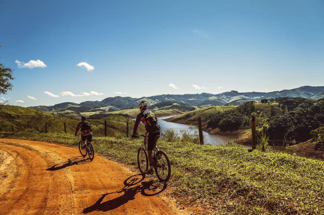 cyclists-trail-bike