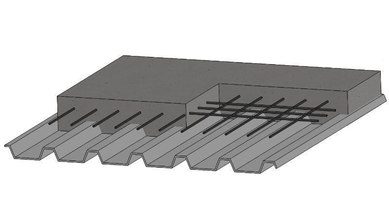 Miami Metal Deck 1 Manufacturer Amp Distributor Mmdeck