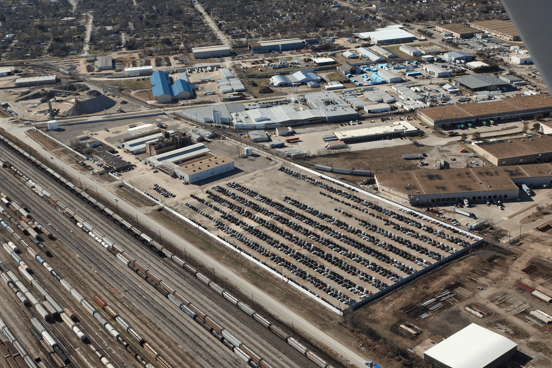National Shipping Center